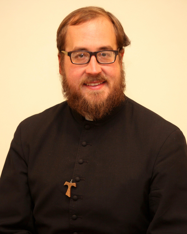 Fr. Adam Streitenberger, OFS
