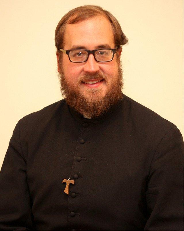 Fr. Adam Streitenberger