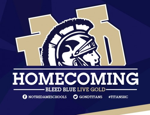 Notre Dame Homecoming Week