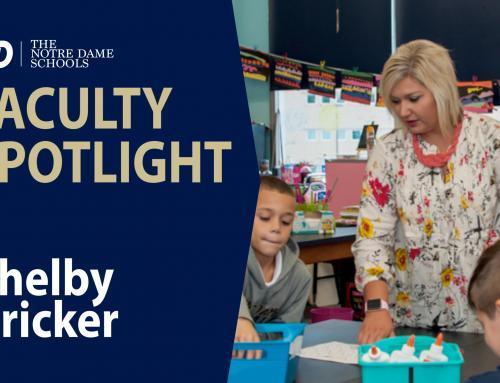 Shelby Bricker – Faculty Spotlight