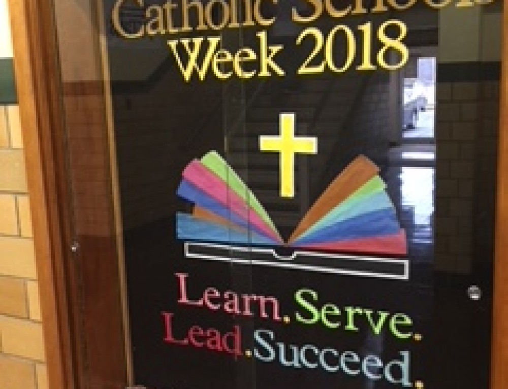 CATHOLIC SCHOOLS WEEK AT NOTRE DAME